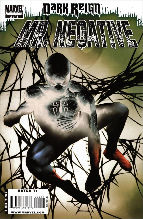 Dark Reign: Mister Negative 2-A by Marvel