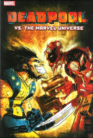 Deadpool vs the Marvel Universe nn-A by Marvel