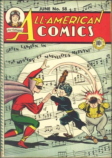 All-American Comics (1939) 58-A by DC