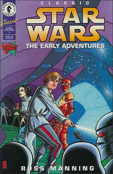 Classic Star Wars: The Early Adventures 1-A by Dark Horse