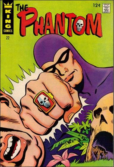 Phantom (1962) 22-A by Gold Key