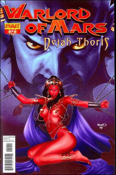 Warlord of Mars: Dejah Thoris 12-A by Dynamite Entertainment