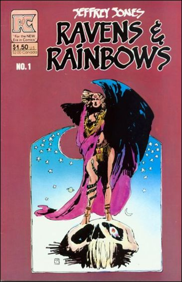 Ravens And Rainbows  1-A by Pacific