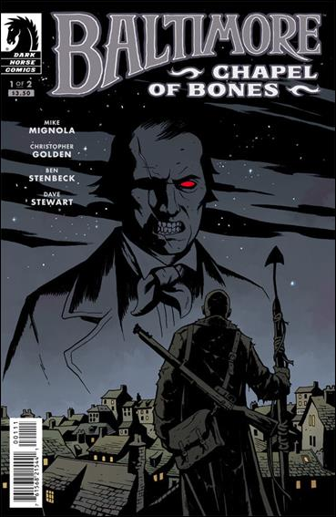 Baltimore: Chapel of Bones 1-A by Dark Horse