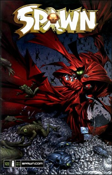 Spawn 122-A by Image