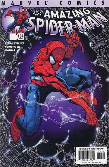 Amazing Spider-Man (1999) 34-A by Marvel