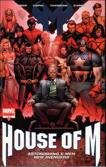 House of M 1-B by Marvel