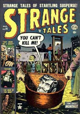 Strange Tales (1951) 16-A
