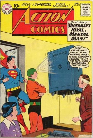 Action Comics (1938) 272-A by DC