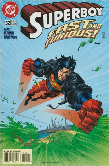 Superboy (1994) 32-B by DC