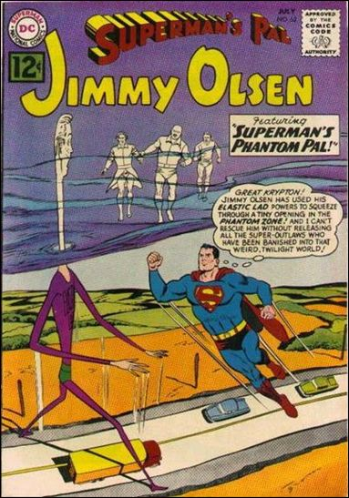 Superman's Pal Jimmy Olsen 62-A by DC