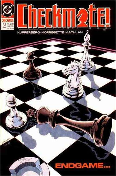 Checkmate (1988) 33-A by DC