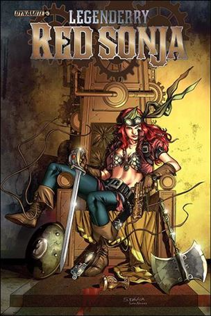 Legenderry Red Sonja 5-A