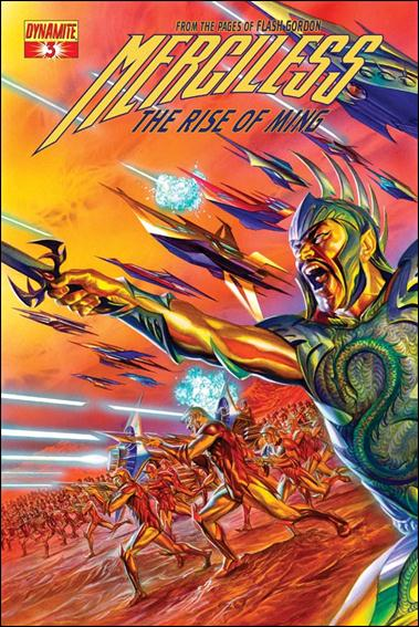 Merciless: The Rise of Ming 3-A by Dynamite Entertainment