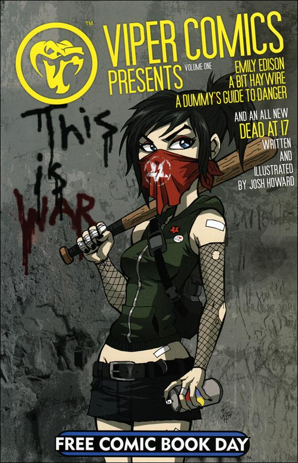Viper Comics Presents 1-A by Viper Comics