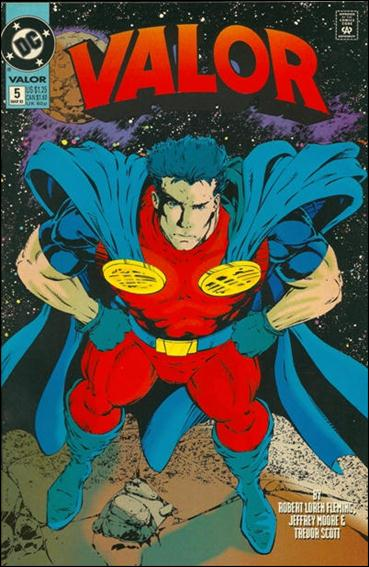 Valor (1992) 5-A by DC