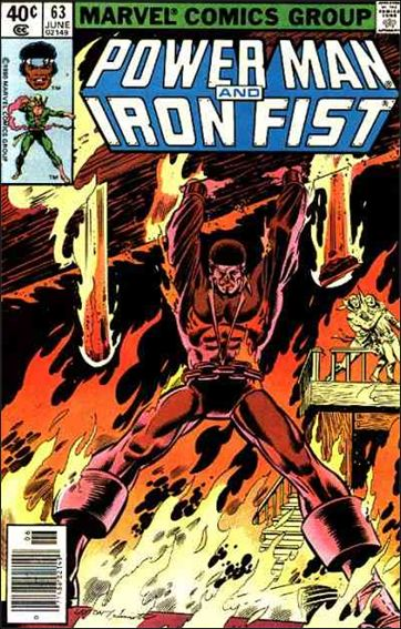 Power Man and Iron Fist (1978) 63-A by Marvel