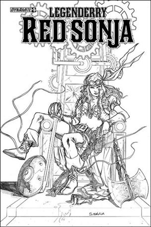 Legenderry Red Sonja 5-B