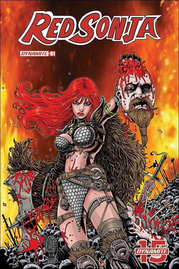Red Sonja (2019) 1-G by Dynamite Entertainment