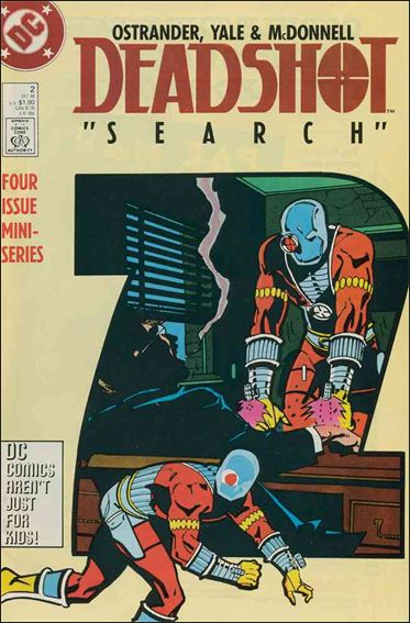 Deadshot (1988) 2-A by DC