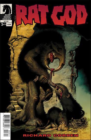 Rat God 3-A by Dark Horse