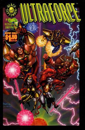 UltraForce (1995) Infinity-B