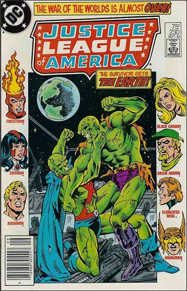 Justice League of America (1960) 230-A by DC