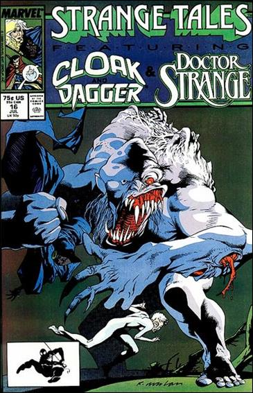 Strange Tales (1987) 16-A by Marvel