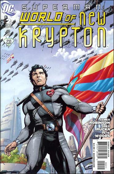 Superman: World of New Krypton 2-A by DC