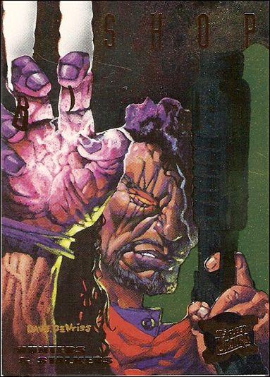 1995 Fleer Ultra X-Men (Hunters & Stalkers Subset) 5-B by Fleer