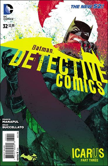 Detective Comics (2011) 32-A by DC