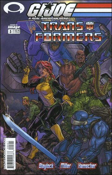 G.I. Joe vs the Transformers (2003) 5-B by Image