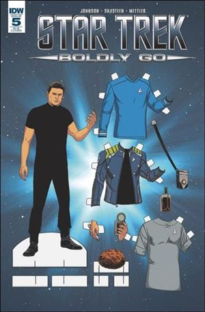 Star Trek: Boldly Go 5-D