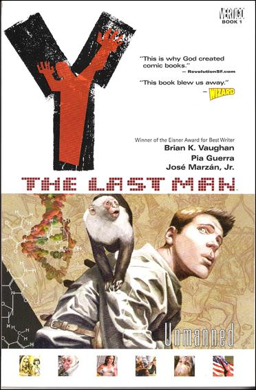 Y: The Last Man 1-G by Vertigo