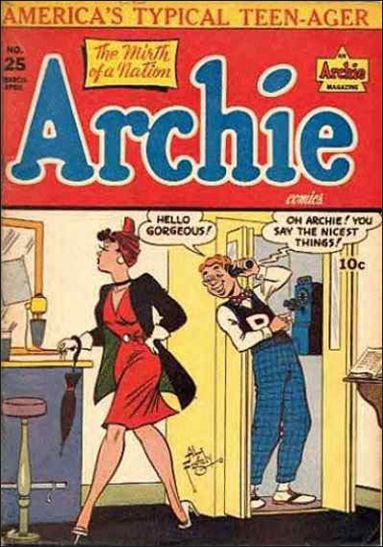 Archie (1942) 25-A by Archie