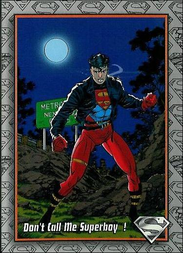 Return of Superman (Base Set) 19-A by SkyBox