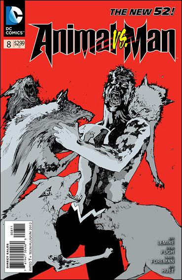 Animal Man (2011) 8-A by DC