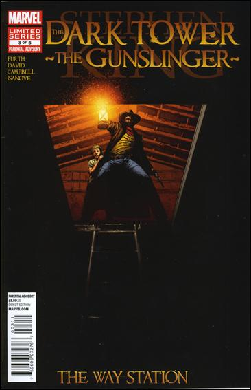 Dark Tower: The Gunslinger - The Way Station 3-A by Marvel