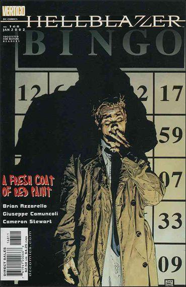 Hellblazer (1988) 168-A by Vertigo