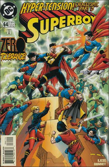Superboy (1994) 64-A by DC