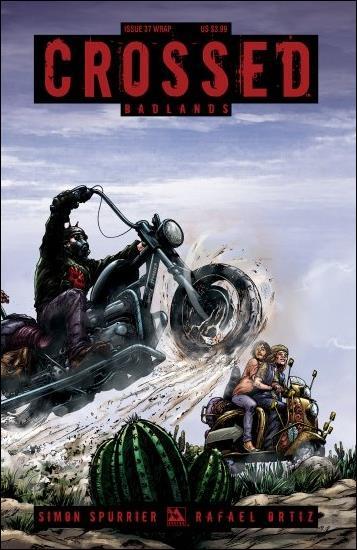 Crossed: Badlands 37-B by Avatar Press