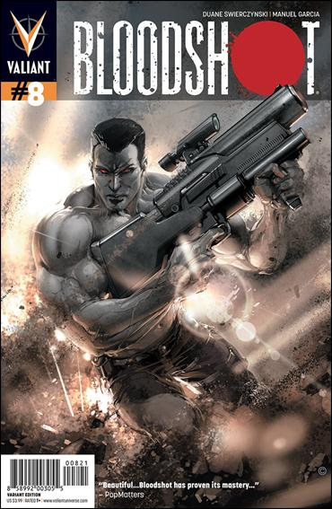 Bloodshot (2012) 8-B by Valiant Entertainment