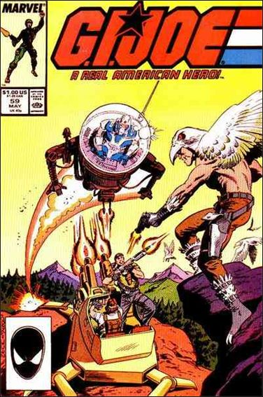 G.I. Joe: A Real American Hero 59-A by IDW