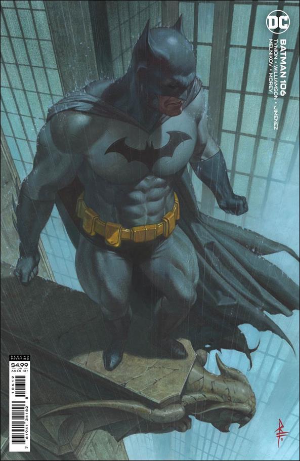 Batman (2016) 106-D by DC