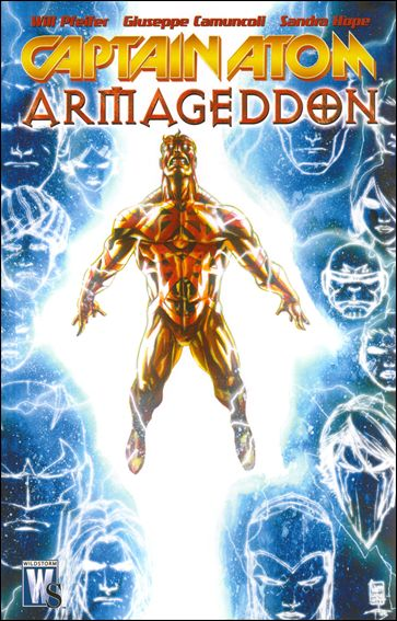 Captain Atom: Armageddon nn-A by WildStorm
