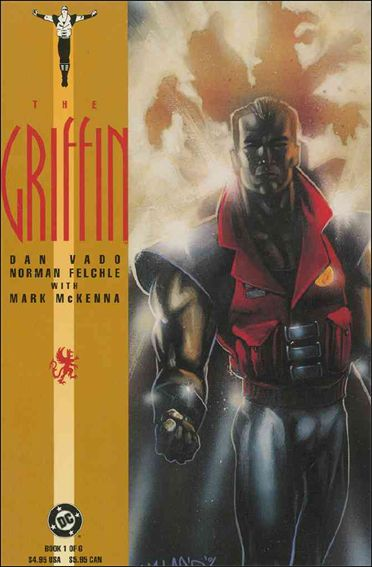 Griffin (1991) 1-A by DC