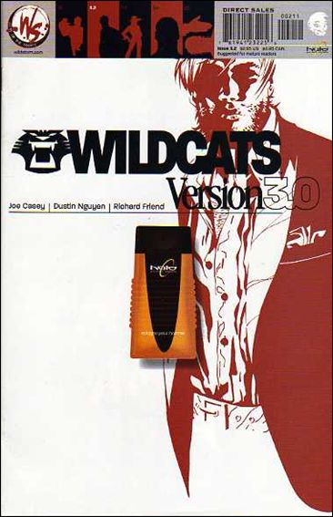 Wildcats Version 3.0 2-A by WildStorm