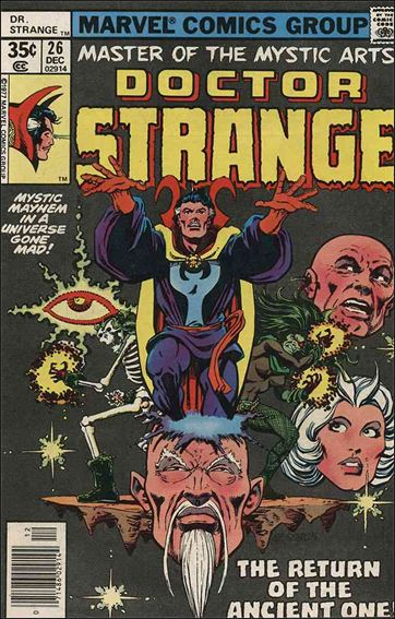 Doctor Strange (1974) 26-A by Marvel