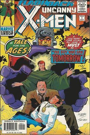 Uncanny X-Men (1981) -1-C