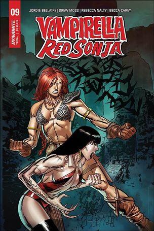 Vampirella / Red Sonja 9-G